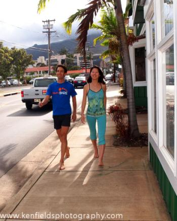 ALMOST BAREFOOT: Barefoot walking-a way to meditate and ...